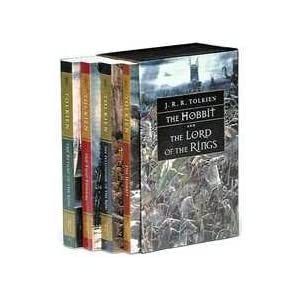 Hobbit Lord Rings Boxed Set