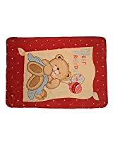 Blanket for warmth to your growing baby. MM-98031 Red