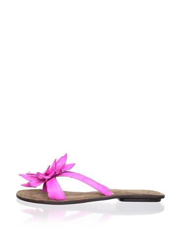 Chocolat Blu Women's Tess Thong Sandal (Pink)