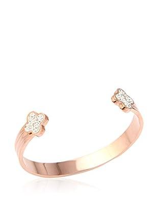 CHAMAY Brazalete Roze gold toned