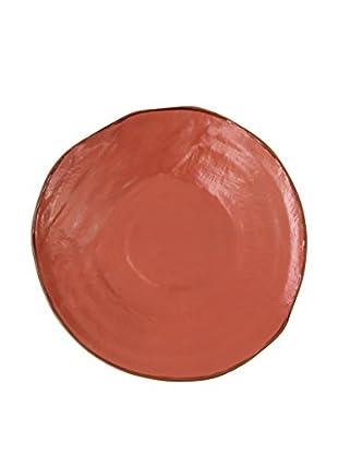 Novità Home Speiseteller 4er Set Color ziegelrot