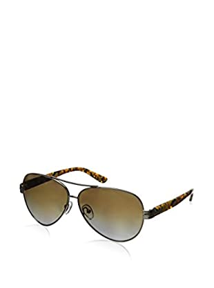Tory Burch Women's TY6031 Gold/Brown Gradient Polarized Sunglasses