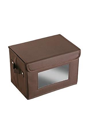 ZINGS Aufbewahrungsbox braun