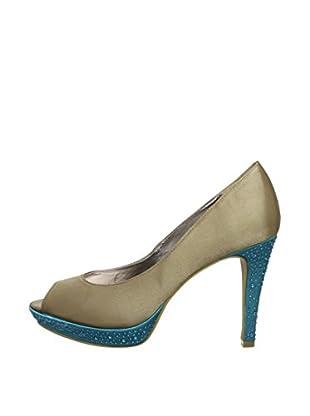 Victoria Delef Zapatos 13V0606 (Caqui / Turquesa)
