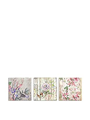 Best seller living Set Panel Decorativo 3 Uds. multicolor
