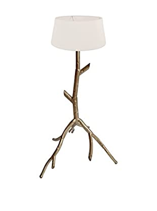 Table Lamp, Taupe
