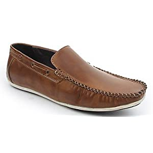Bacca Bucci Tan Men Loafers