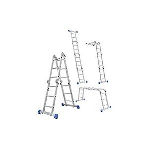 Falcon Premium Aluminium Folding Ladder