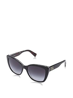 Dolce & Gabbana Gafas de Sol DG4216 (55 mm) Negro / Rosa