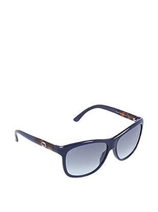 Gucci Sonnenbrille 3613/SJJ6EX blau 57 mm