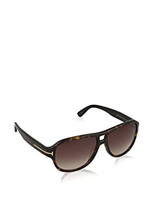 Tom Ford Sonnenbrille FT0446-T52K57 (57 mm) havanna