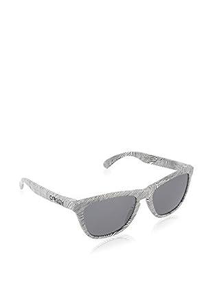 Oakley Gafas de Sol 9013 901352-55 Blanco / Negro