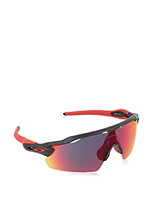 OAKLEY Gafas de Sol Radar Ev Pitch (130 mm) Negro / Rojo