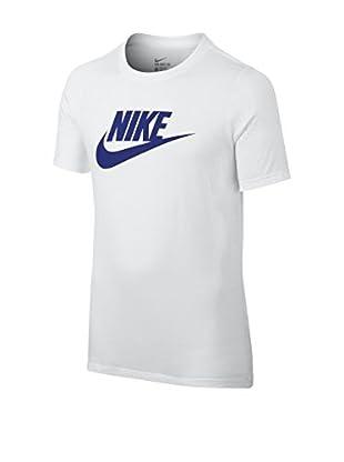 Nike T-Shirt Manica Corta Ctn Crew Fut Icon Td Yth