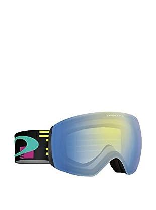 OAKLEY Skibrille OO7064-05 blau/gelb