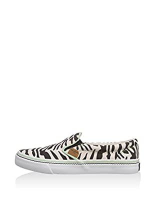 Pepe Jeans London Slip-On Alford Zebra