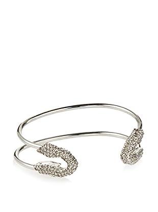 Fragments Pavé Safety Pin Bracelet