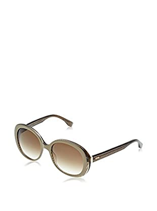 Fendi Gafas de Sol FF0001/S_7OY (56 mm) (55 mm) Verde