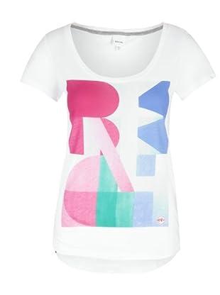 Bench T-Shirt Rippler (Bright White)