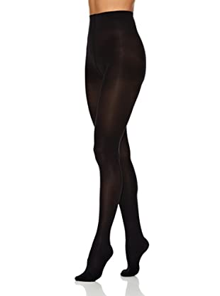 DIM  Panty Opaque Veloute (Opaco Mod) (Negro)