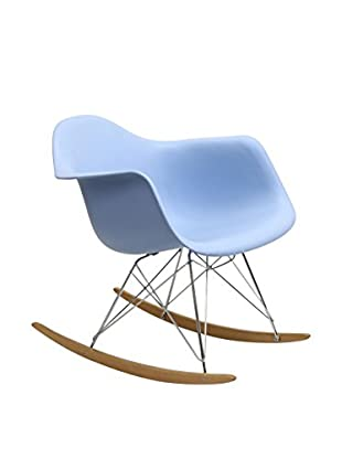 Modway Rocker Lounge Chair (Blue)