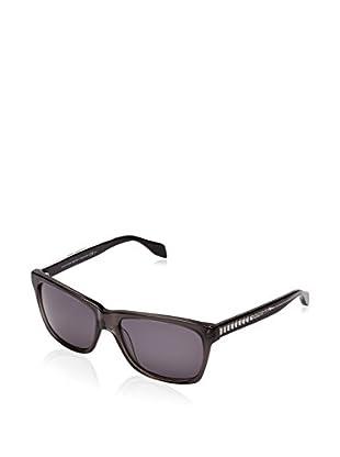 Alexander McQueen Gafas de Sol AMQ4253/S (57 mm) Gris Oscuro