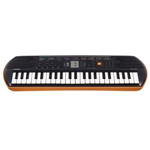 CASIO 電子キーボード 44ミニ鍵盤 ミニキーボード SA-76