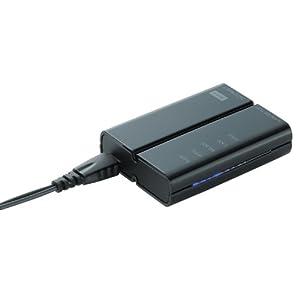 mobileRouter 300Mbps LAN-W300N/RSB