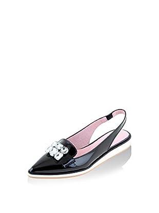 Las Lolas Zapatos de talón abierto Ls0531