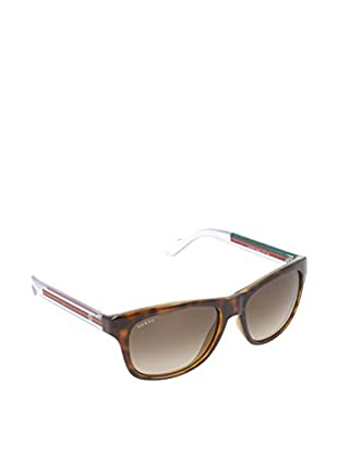 Gucci Sonnenbrille 3709/SHA2WO havanna