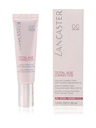 Lancaster CC Cream Total Age 15 SPF  30.0 ml