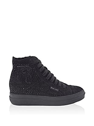 Ruco Line Hightop Sneaker Rock Suede