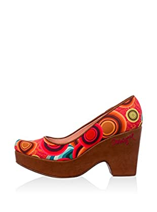 Desigual Pumps Bloque