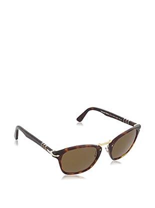 Persol Gafas de Sol Polarized 3110S 24_57 (51 mm) Havana