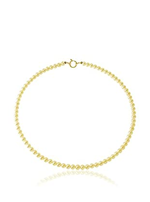Compagnie générale des perles Collana Giallo/Oro