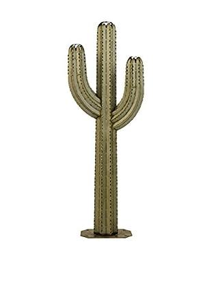 Desert Steel 6.5' Saguaro Cactus Tiki Torch