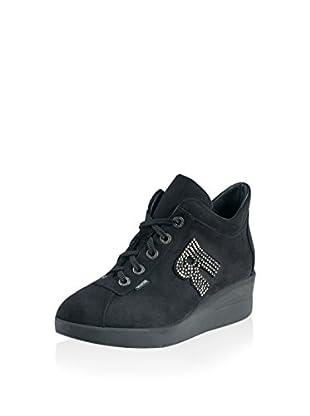 Ruco Line Sneaker Zeppa 200 Micro Daino