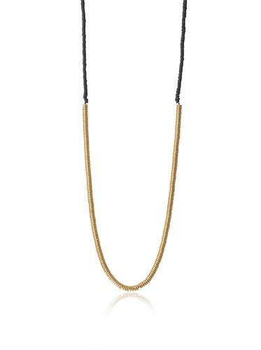 Shashi Slink Necklace, Yellow Gold