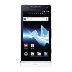 Sony Xperia S Smartphone-White