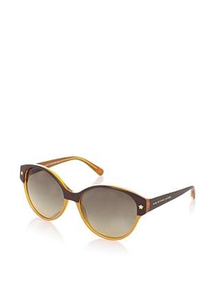 Marc by Marc Jacobs Women's 200 Sunglasses (Brown/Orange)