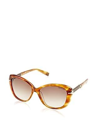 Trussardi Sonnenbrille 12862_DB-56 (56 mm) braun