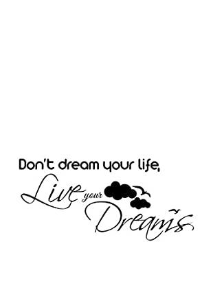 Ambiance Sticker Wandtattoo Live Your Dreams