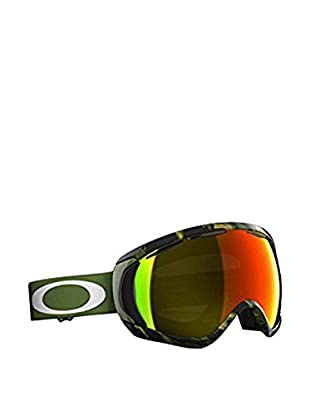 OAKLEY Skibrille MOD. 7047 CLIP schwarz/mehrfarbig