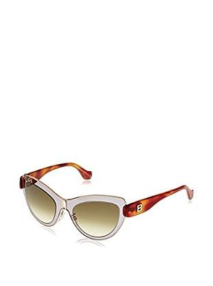 Balenciaga Sonnenbrille BA0001 56 21 140 20P (56 mm) grau/havana