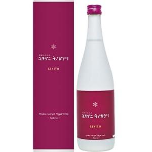 津南醸造 吟醸酒 ユキグニモノガタリ 720ml