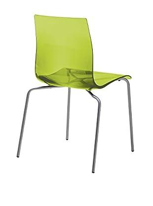Domitalia Gel B Chair, Green