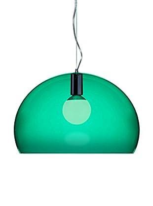 Kartell Pendelleuchte Fl/Y smaragd