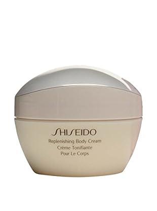 Shiseido Körpercreme Replenishing 200.0 ml, Preis/100 ml: 25 EUR