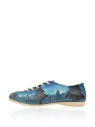DOGO Zapatos de cordones Its Time For An Adventure