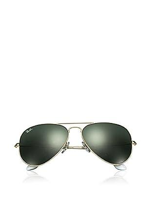 Ray-Ban Gafas de Sol 3025_L0205 (58 mm) Oro / Verde Medio